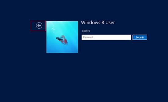 Renee PassNow- remover a senha do Windows 8