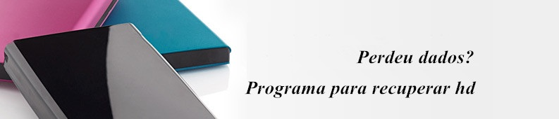 Programa para recuperar hd grátis