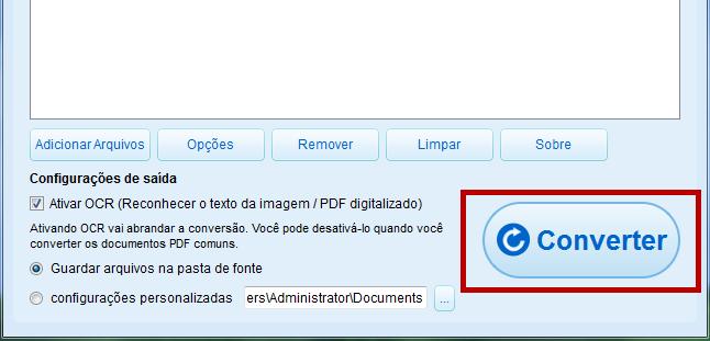 Conversor pdf para excel gratuito