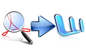 Conversor PDF para Word gratuito