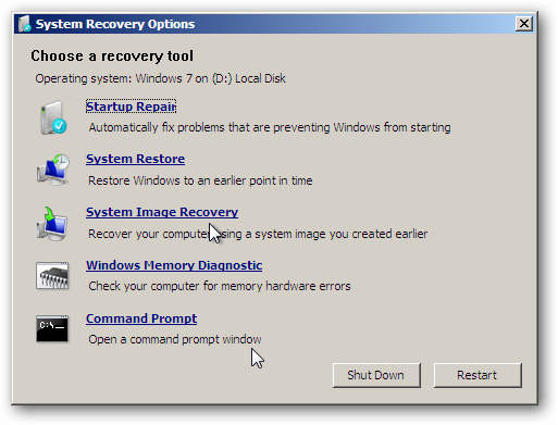 system-recovery-option