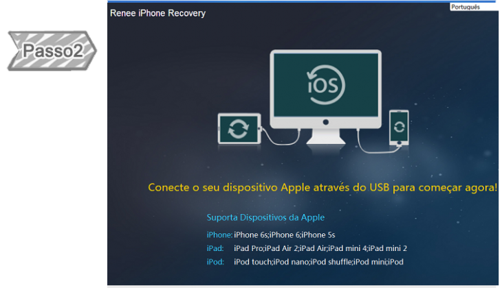 Conecte seu iPhone