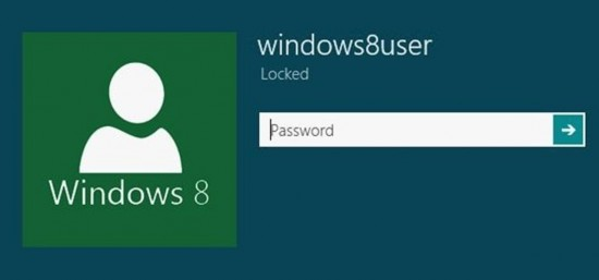 Resetar a senha do Windows 8
