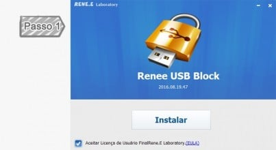 Instalar Renee USB Block