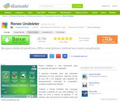 Baixaki – Renee Undeleter