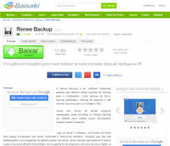 Baixaki – Renee Backup