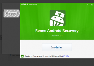 Instalar Renee Android Recovery