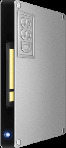 SSD-vantagens