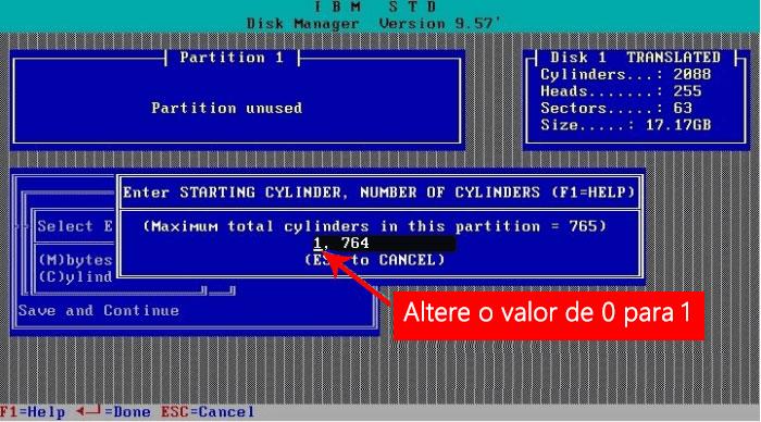 Disk Manager IBM