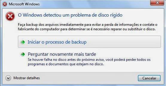 Windows detecta
