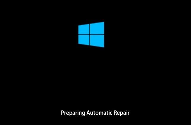 Preparing Automatic Repair1