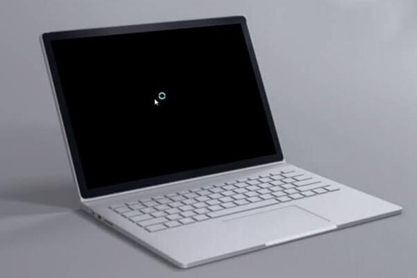 windows black screen