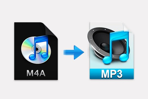 m4a to mp3