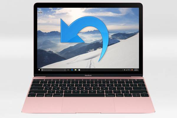 laptop factory reset