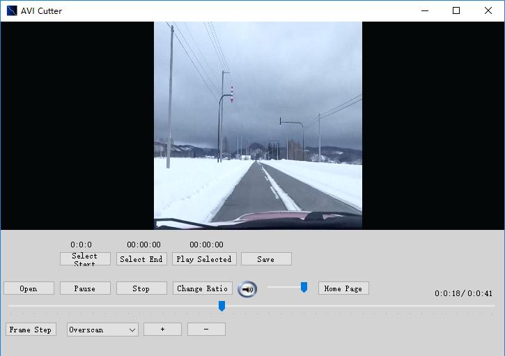 programa AVI Cutter para cortar vídeo