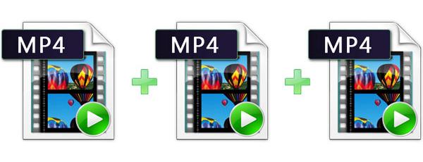 Juntar vídeos MP4