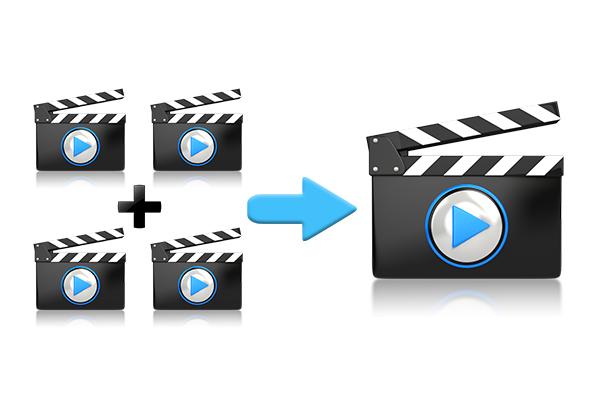 juntar vídeos