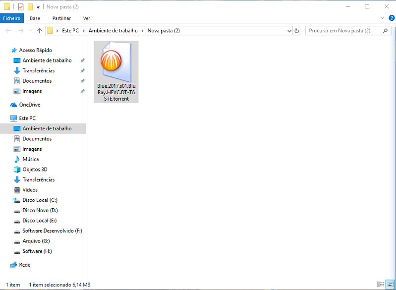 arquivo torrent