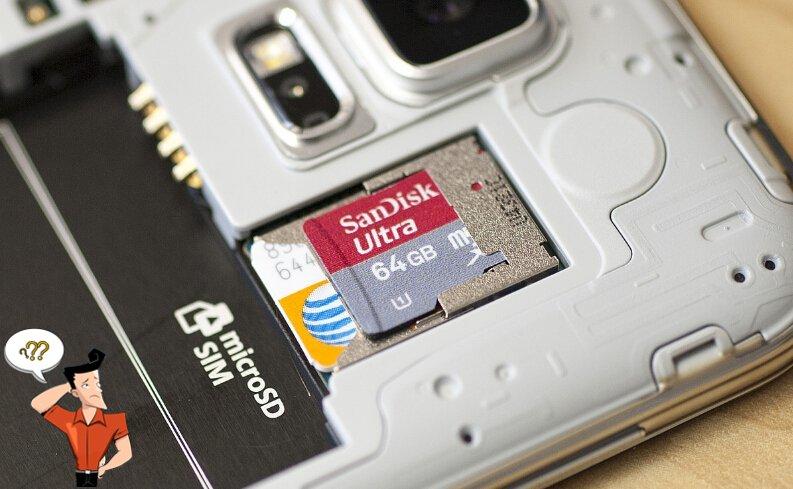 como resolver cartão sd danificado no celular