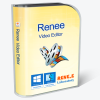 Renee Video Editor Mac e Windows