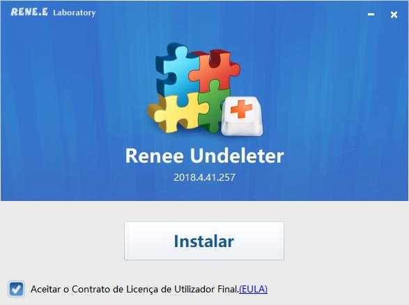 instalar Renee Undeleter