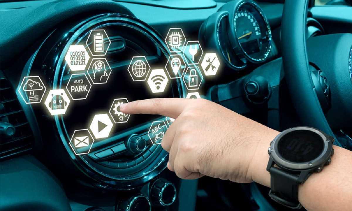 carro inteligente