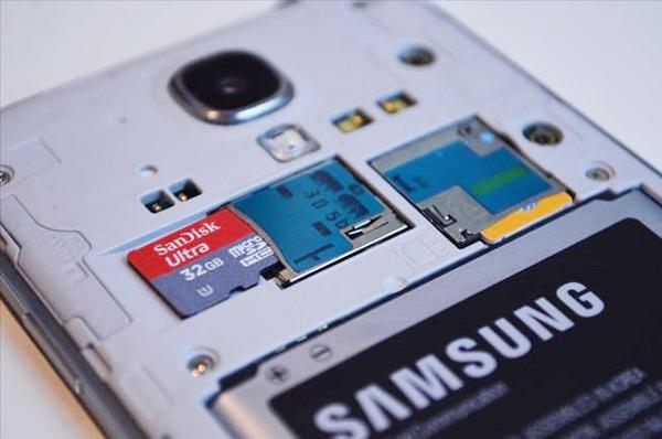 formatar cartão SD no celular
