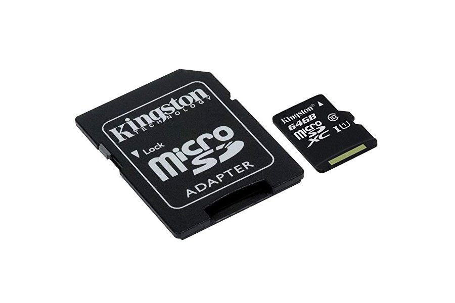 cartão Kingston Technologies 64GB SDCAC