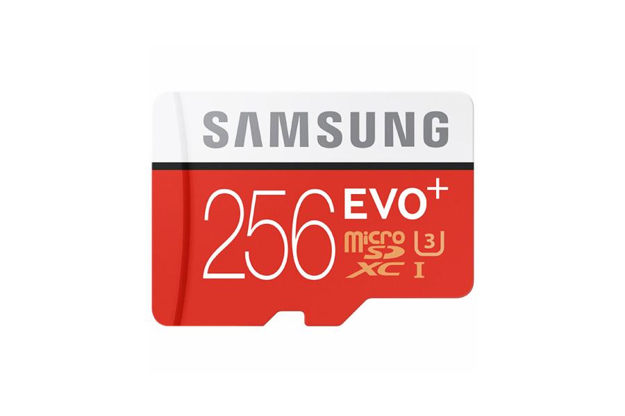 cartão Samsung Evo Plus 256GB
