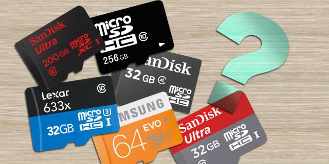 como recuperar a capacidade completa de um cartão SD