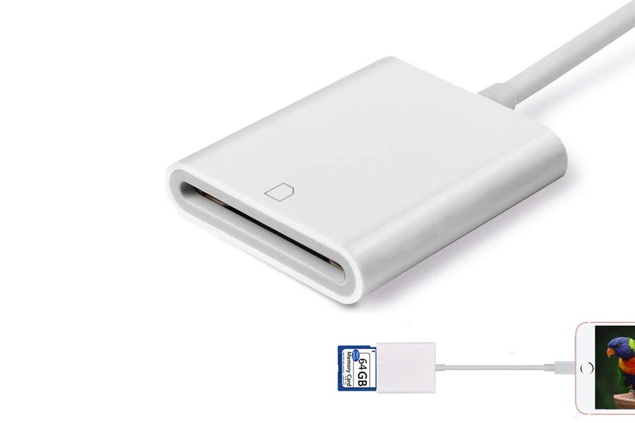 Leitor de cartão SD GOLDFOX 64GB