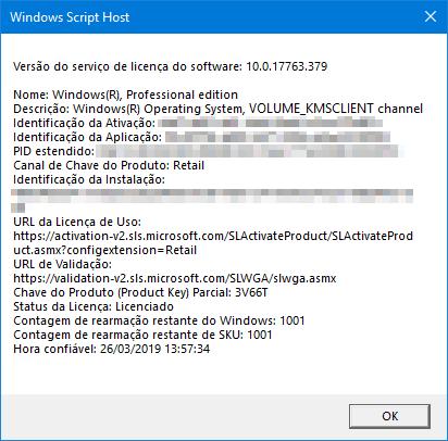 Windows 7 está ativado com êxito
