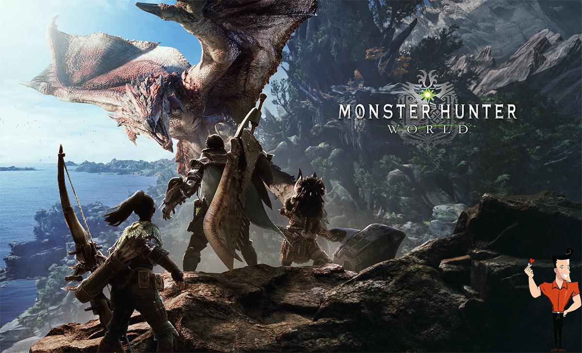 Jogo de Mundo de Monster Hunter