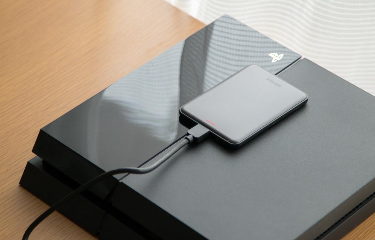 trocar HD do PS4 pelo SSD externo