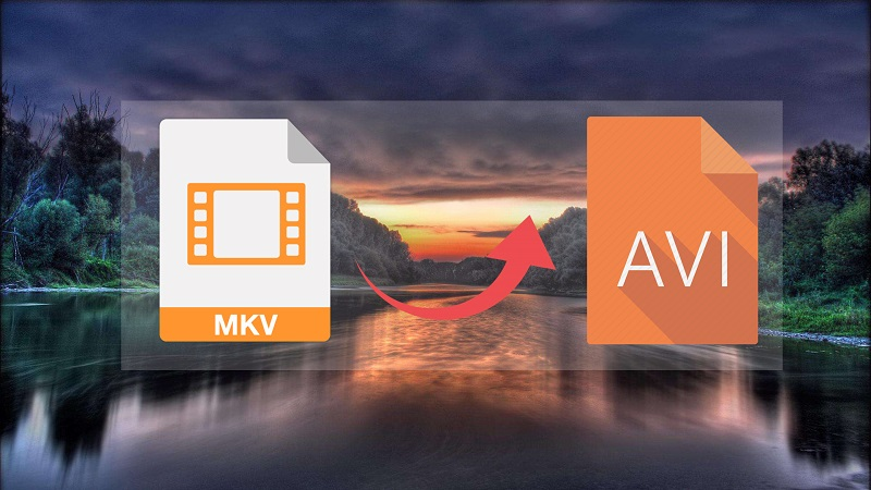 Converter MKV para AVI