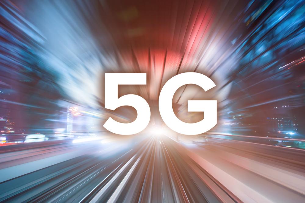O que é comunicação 5G