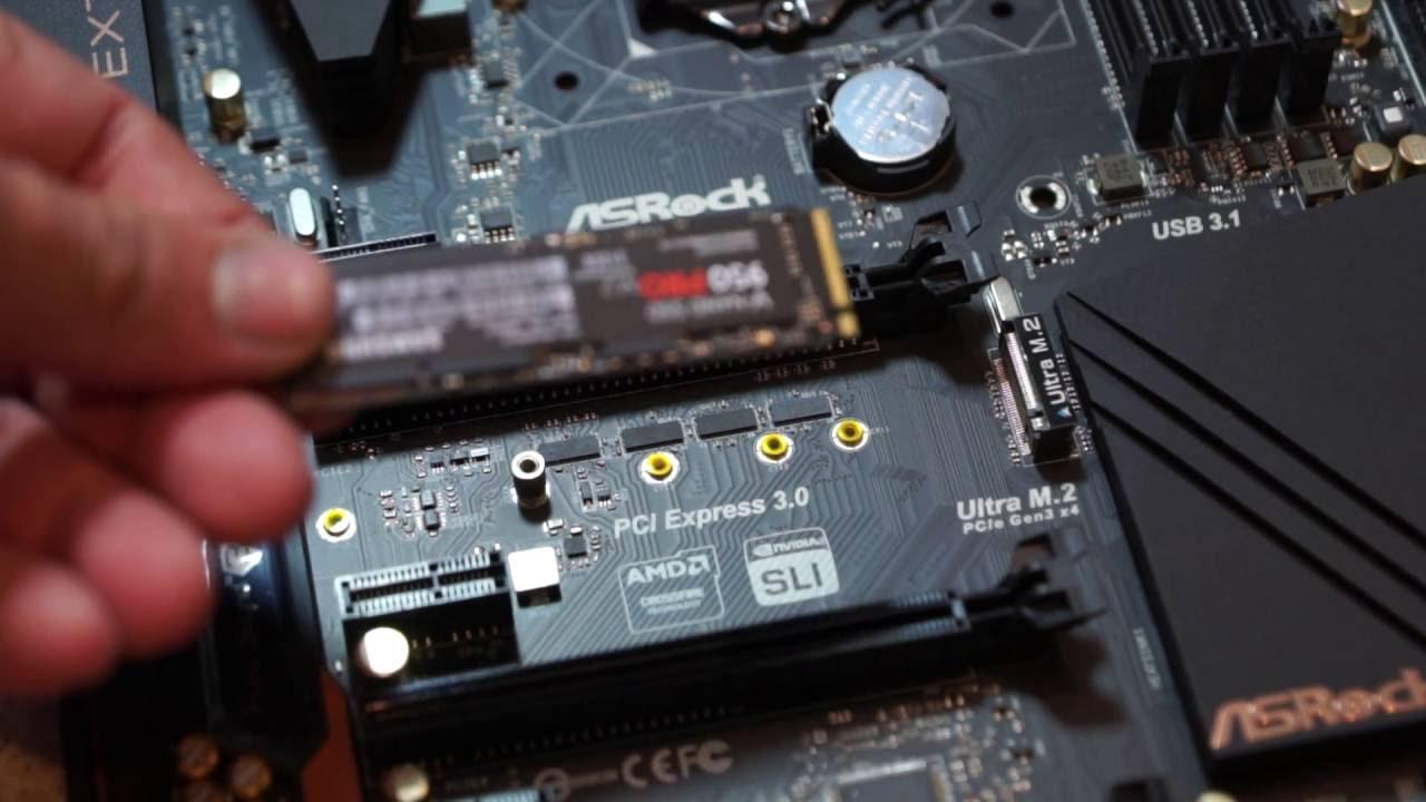 velocidade 5G de hardware