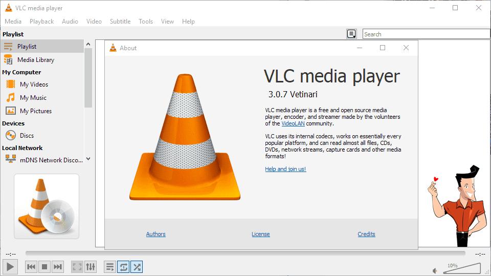 o que é VLC