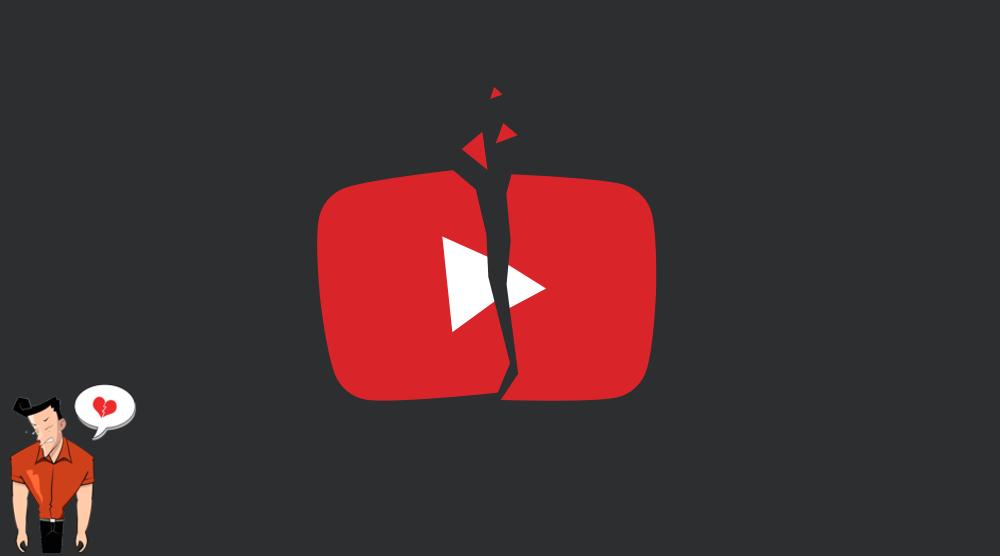 Youtube não abre vídeos