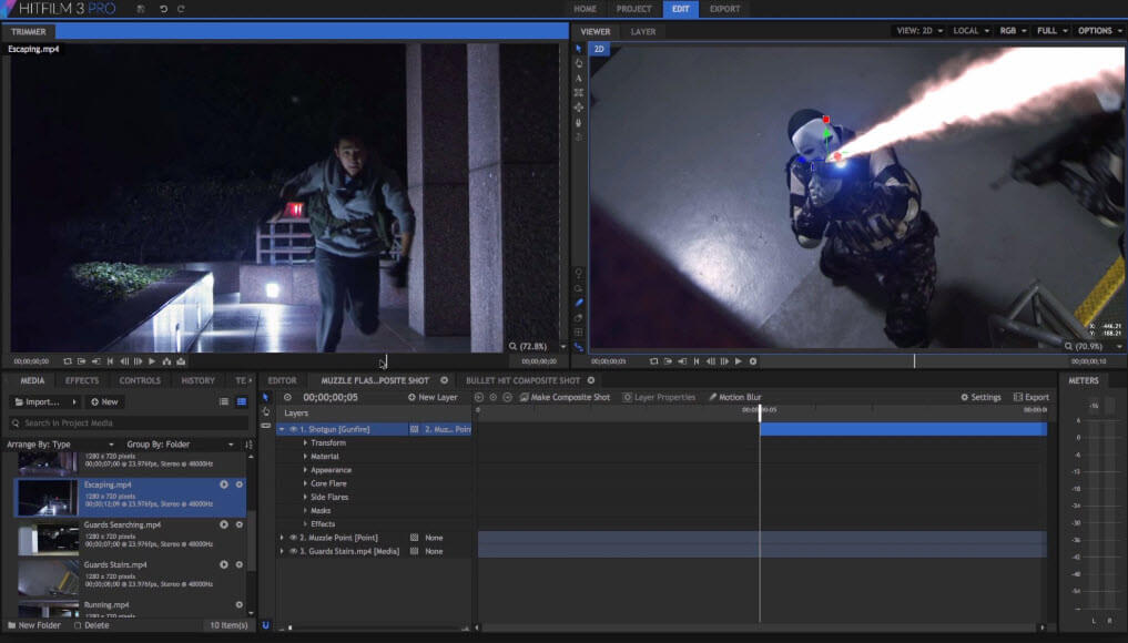 Software HitFilm