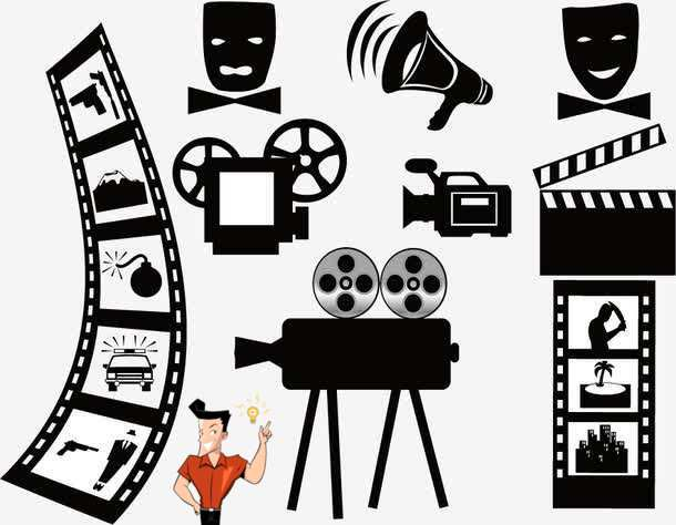 sites de recursos materiais de vídeo