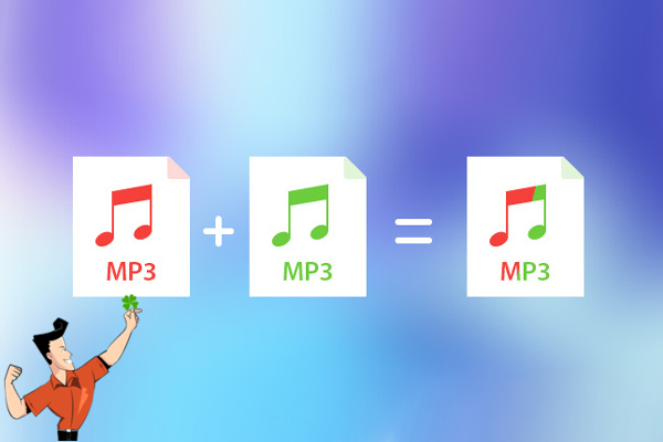 Como juntar arquivos de mp3