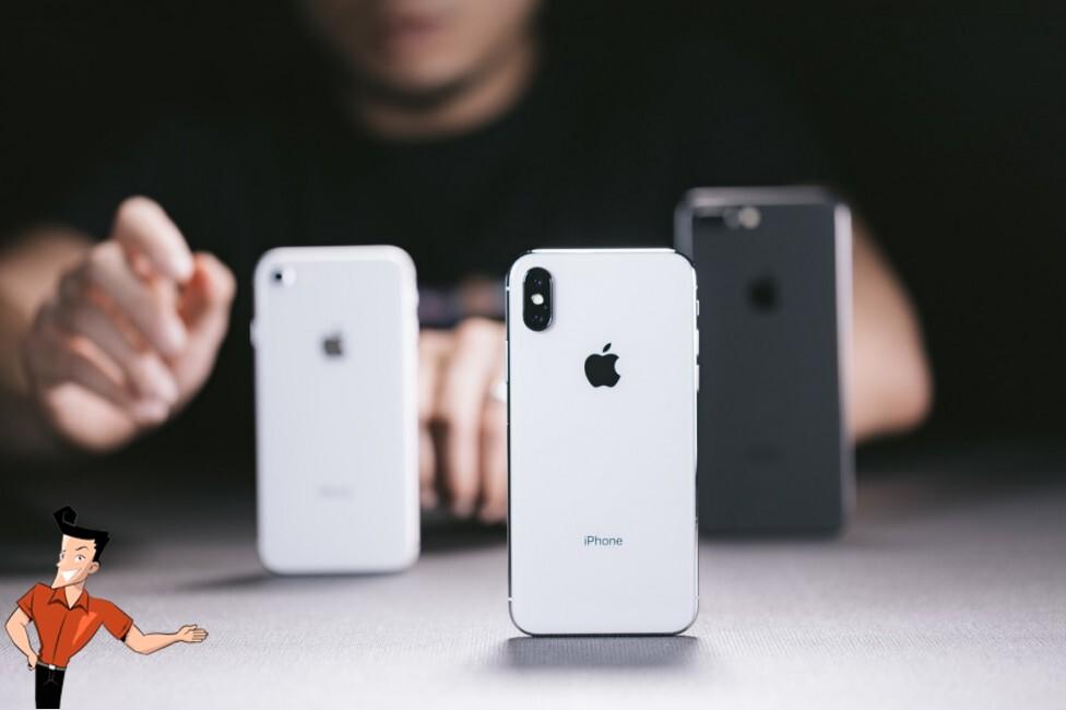 a lanterna do iPhone não está funcionando