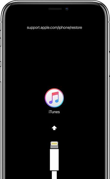 acessar o modo de recuperação no iPhone