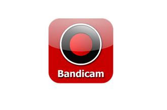 Bandicam é desenvolvido pela empresa coreana Bandisoft em 2009.