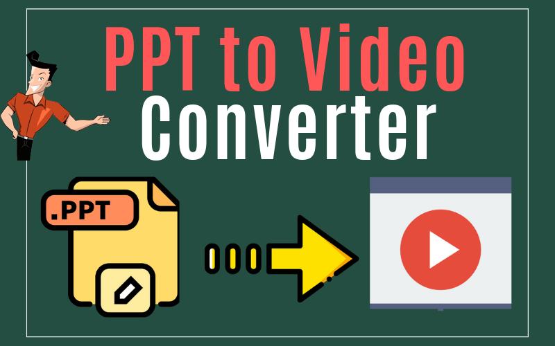 Como converter PPT em MP4