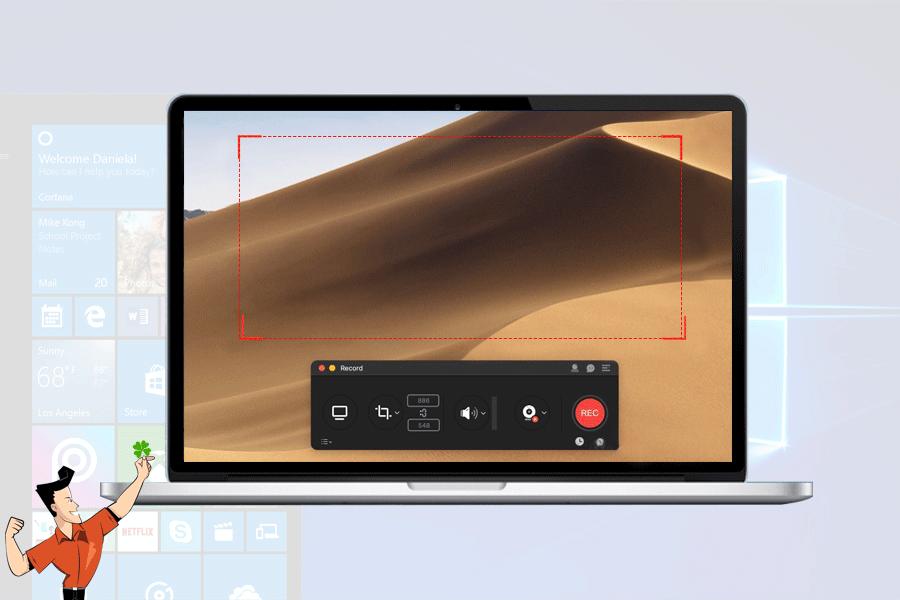 Como gravar a tela do PC com gravador de tela