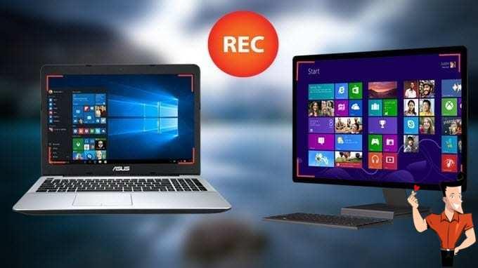 Como gravar tela do PC com software de gravação de tela