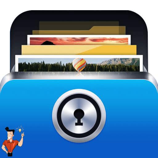 como ocultar fotos