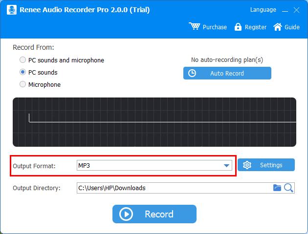 lancer Renee Audio Recorder Pro